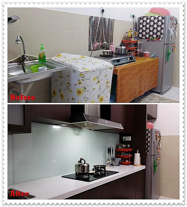 Kabinet Dapur Mudah Alih Murah Desainrumahid