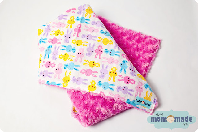 Minky Baby Blankets on Sale at Mom-Made
