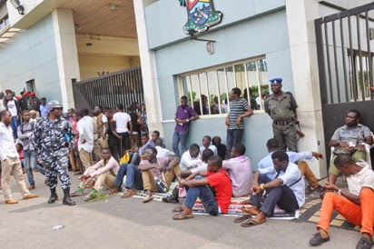 School Fees Hike: LASU Students, Government Still on Collision Course