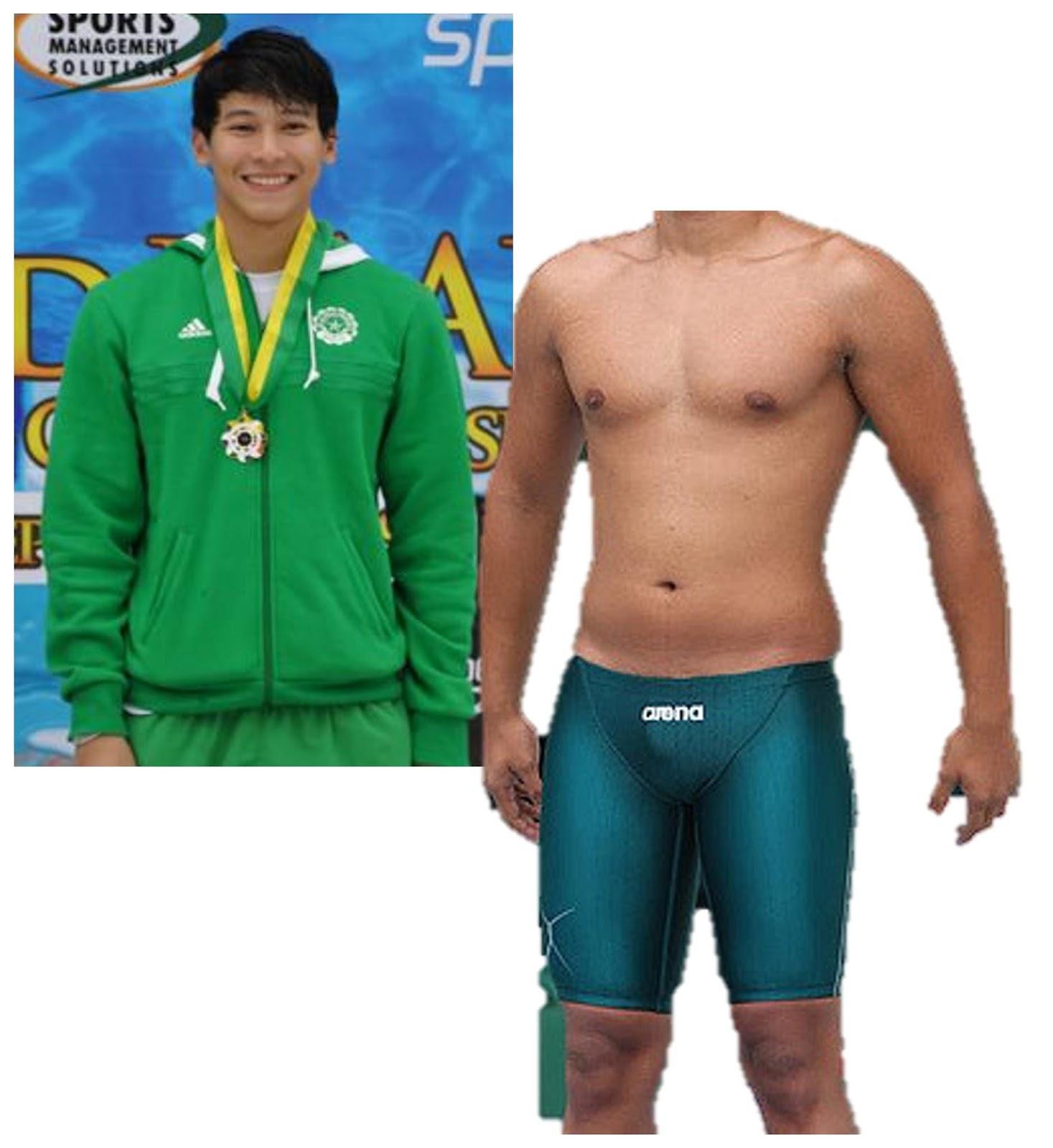 b8655f22dd Enchong Dee for arena swimwear, TIMEX IRONMAN TRIATHLON watch and Havaianas  flip-flop combo