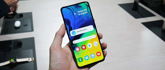 Samsung Galaxy A80 - Full phone specifications