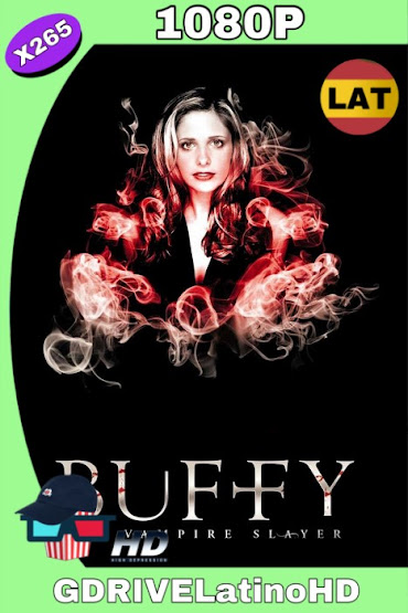 BUFFY LA CAZAVAMPIROS (1997-2003) SERIE COMPLETA BRRIP 1080P LATINO-INGLES MKV