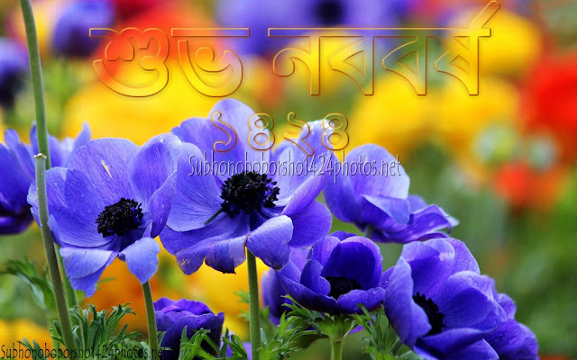 Bengali New Year 1424 HD Wallpapers Download