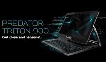 Acer Predator Triton 900 Resmi Diperkenalkan, Laptop Gaming Pertama dengan Desain Convertible