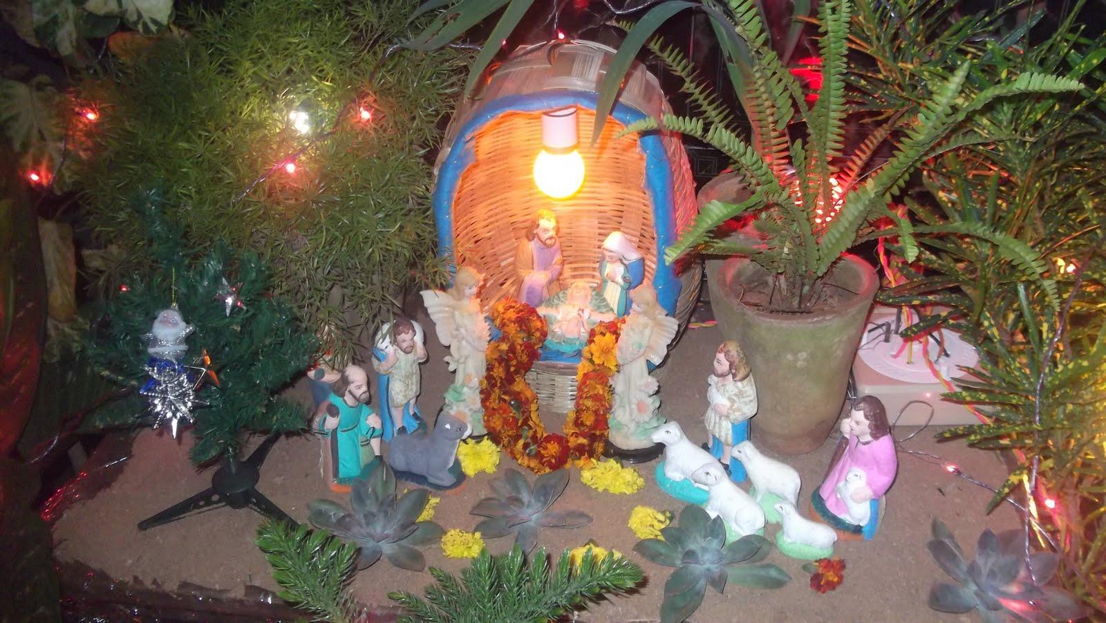 Indien Weihnachten