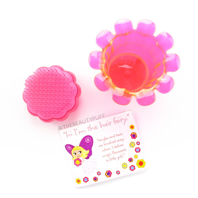 tangle teezer magic flowerpot | the beauty puff