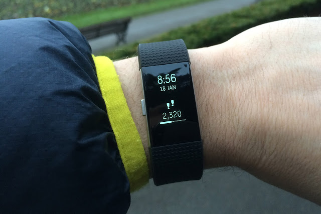 Fitbit Charge 2 Review wrist heart rate monitor HR Fitness Tracker tech steps sleep buy photos images pics