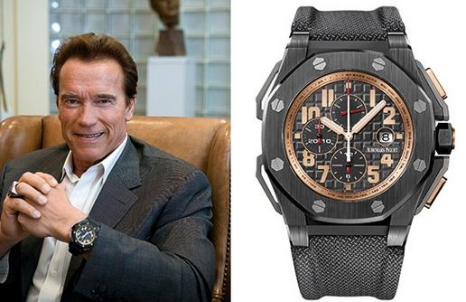 replique montre de luxe avis audemars piguet royal oak offshore arnold schwarzenegger the. Black Bedroom Furniture Sets. Home Design Ideas