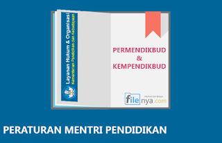 PERMENDIKBUD NO 6 TAHUN 2018 PDF Penugasan Guru sebagai Kepala Sekolah
