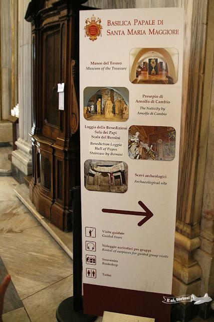 Basílica de Santa Maria Maggiore, Roma, Itália