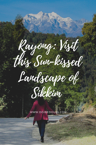 Rayong Bustee, a Quirky Destination in Sikkim Google Map Will Not Tell You About@DoiBedouin