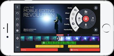 aplikasi edit video kine master