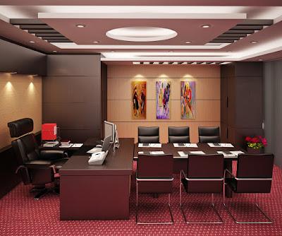 Phòng giám đốc kiêm phòng họp