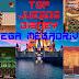 TOP 5 Los mejores juegos de Disney para Sega Megadrive