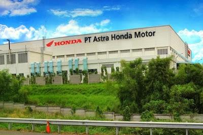 Lowongan Kerja Terbaru Jobs : OPERATOR PRODUKSI, ADMINISTRATOR, DRIVER TRUCK Min SMA SMK D3 S1 Semua Jurusan PT Astra Honda Motor Rekrutmen Besar-Besaran Seluruh Indonesia