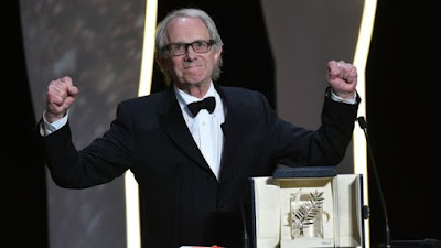 Ken Loach wins Palme d'Or at 2016 Cannes Film Festival