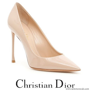 Meghan Markle wore Dior Dioressence Pumps