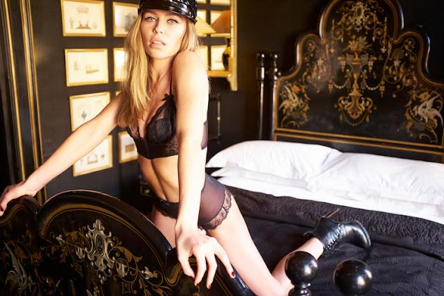 Βίντεο με την sexy φωτογράφηση της Abbey Clancy - Crouch
