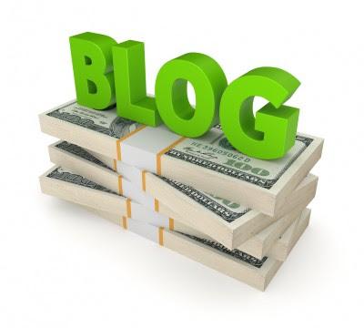 uang dari blog