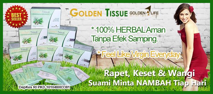 Golden Tissue Majakani