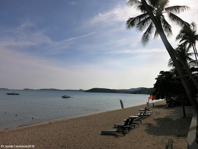 Koh Samui, Thailand daily weather update; 29th October, 2016