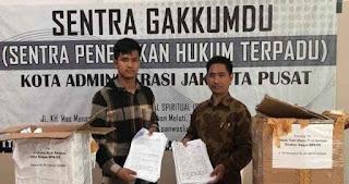 Seknas Prabowo-Sandi: Apa Urusannya Orang Bawa C-1 Ditangkap?