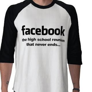 How Facebook Has Killed the High School Reunion