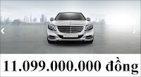 Giá xe Mercedes Maybach S500
