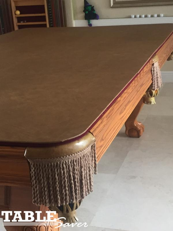 What Size And Shaped Table Do You Have? We Can Make A Table Pad For It.
