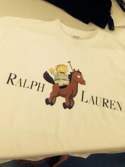 fa15bca64f53 Ralph Lauren T-Shirt