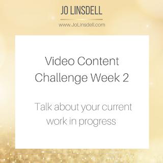 Video Content Challenge Week 2