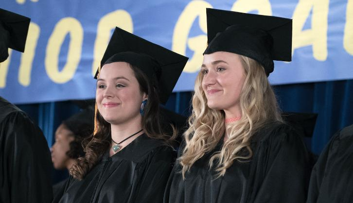 The Goldbergs - Episode 4.24 - Graduation Day (Season Finale) - Promotional Photos & Press Release