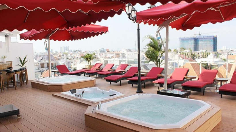 10 khách sạn đẹp, giá rẻ gần trung tâm Vũng Tàu gần biển