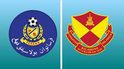 Live Streaming Pahang vs Selangor Liga Super 24.2.2019