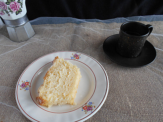 receita bolo de limao