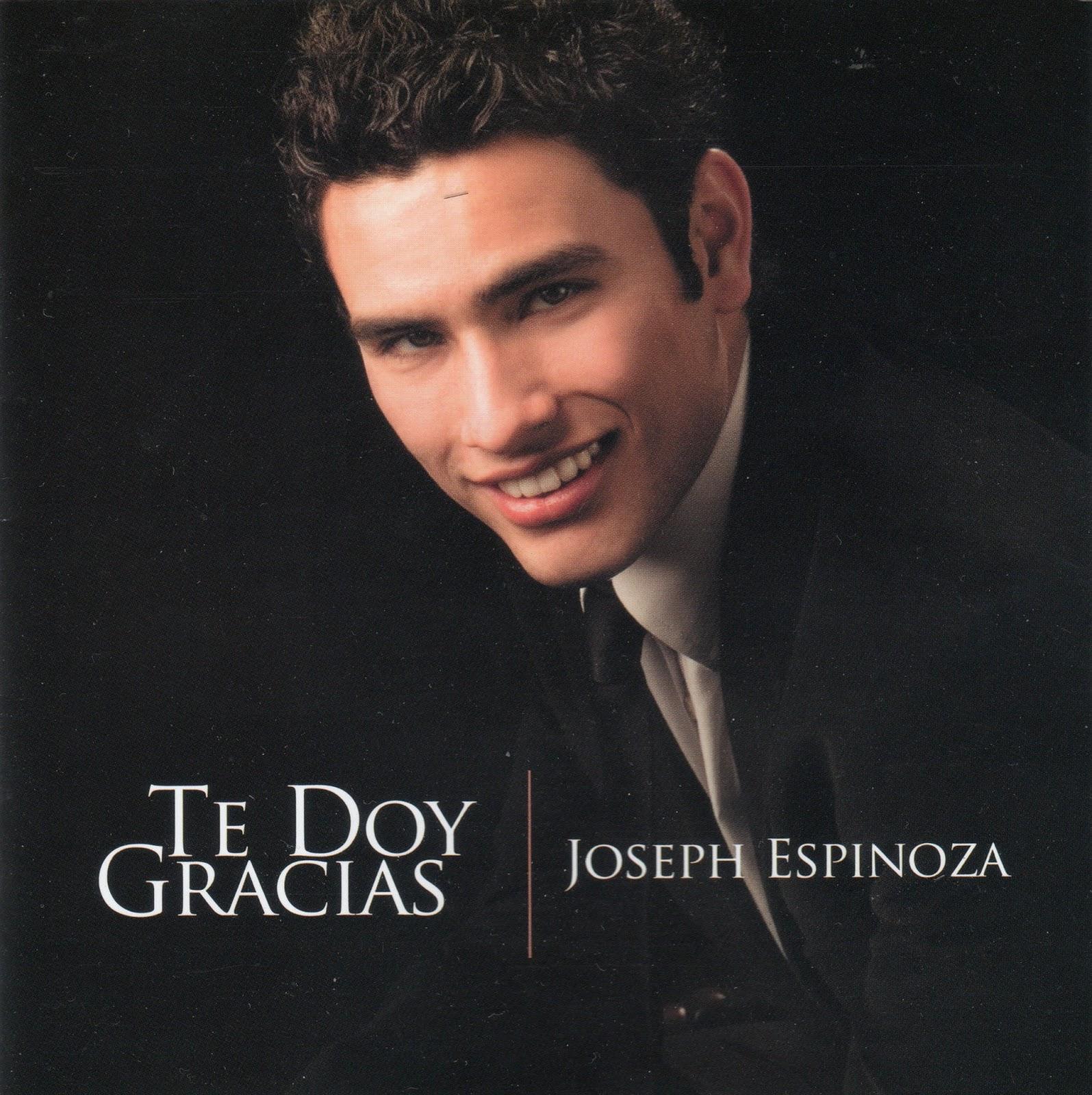 Joseph Espinoza-Te Doy Gracias-