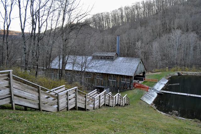 Пенсильванський Музей Заготівлі Лісу (Pennsylvania Lumber Museum, Ulysses, PA)