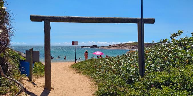 Praia do Ermitão - Gurapari