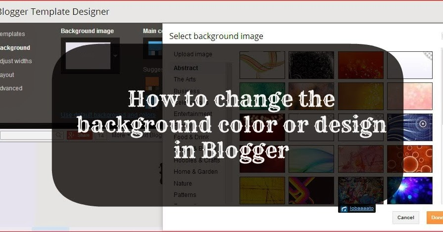 how to change background color in html page - blogger basics change background color for what it 39 s worth