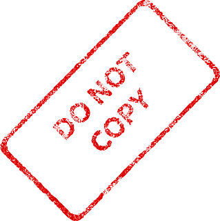 Do Not Copy - Copying Resources For Website and SEO