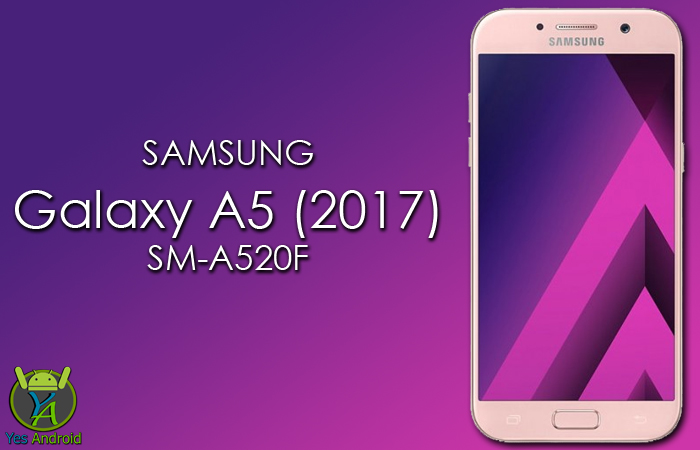 A520FXXU1AQBA | Galaxy A5 (2017) SM-A520F