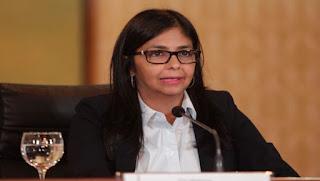 Canciller venezolana denunciará en la ONU avión espía de EE.UU.