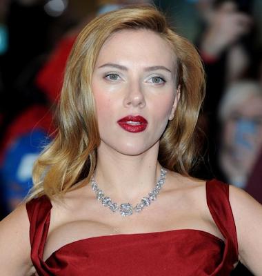 Scarlett Johansson Artis Keturunan Yahudi