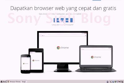 Google Chrome perambah web terbaru untuk ngebut internet