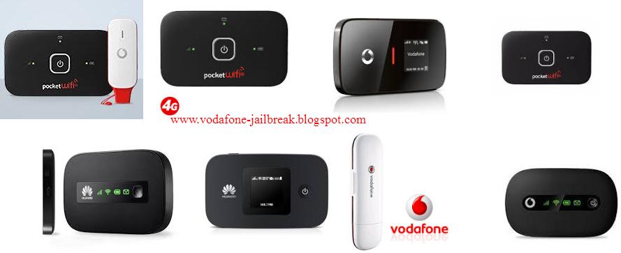 Jailbreak Unlock Vodafone R205 R206 R207 R210 R212z R216