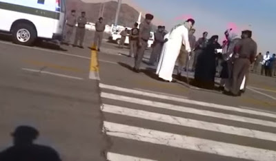 Public beheading of Burmese woman in Saudi Arabia