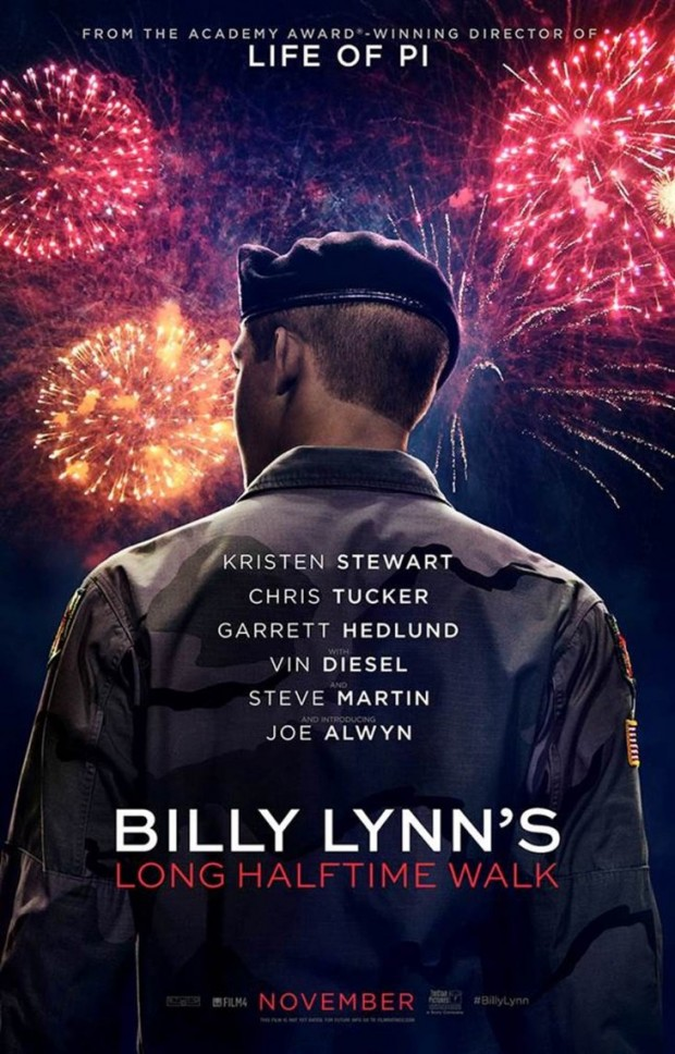 Billy Lynns Long Halftime Walk Movie Download HD Full Free 2016 720p Bluray thumbnail