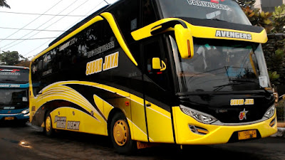 Sewa Bus Pariwisata di Surabaya 2017