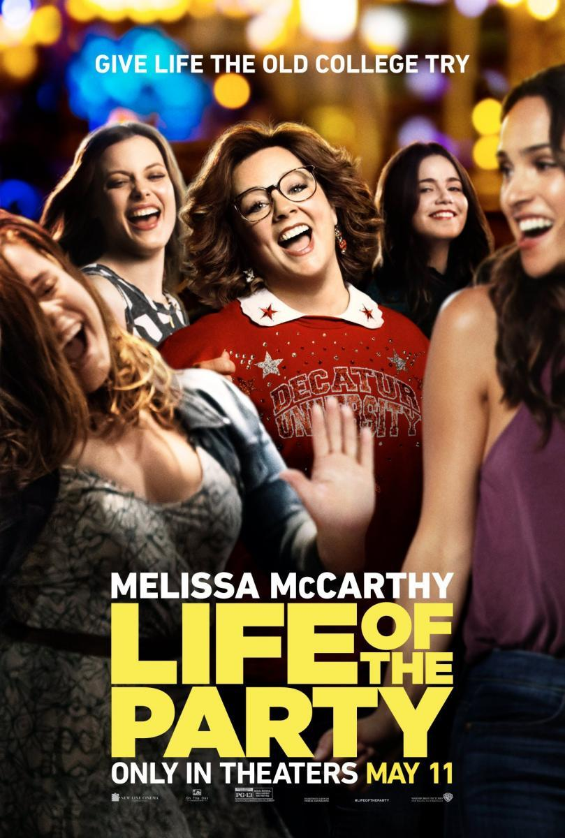 Life Of The Party  Custom Hd Dual Latino Cam