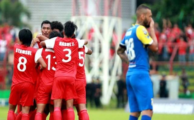 PSM Makasar vs Persiba Balikpapan